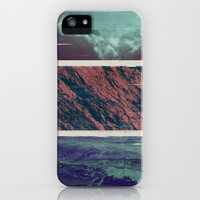 [ elementary ] II iPhone & iPod Case by Daniel Coulmann