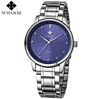 Men's Watches New Top Luxury Watch Men Full Steel Sports Watches Casual Fashion Dress Wristwatches Quartz watch