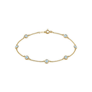 Tiffany & Co. - Elsa Peretti®:Diamonds by the Yard®Bracelet