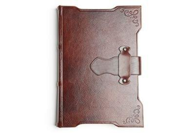 One Kings Lane - The Home Office - Eccolo Franciscan Latch Journal