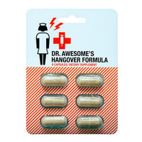 Dr. Awesome's Hangover Formula 1 Pack