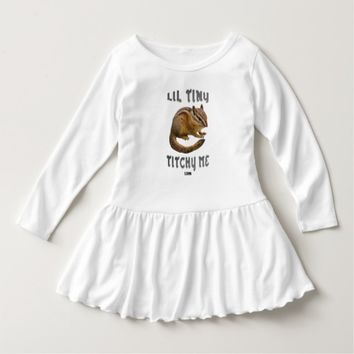 Lil Tiny Toddler Design by Kat Worth Dress