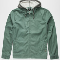Volcom Barnett Mens Jacket Forest  In Sizes