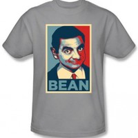 Mr. Bean Poster Adult Funny TV Show T-Shirt Tee