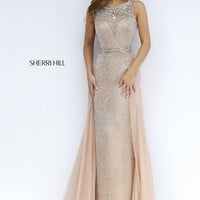 Sherri Hill 11289 Beaded Evening Gown