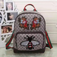 DCCK7BW Gucci Women Fashion  School Bookbag Backpack G-LLBPFSH