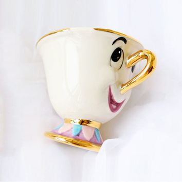 Beauty and the Beast Mrs Potts' son : Chip Only Mug Tea Coffee Cup Lovely Birthday CUTE Gift Limited edition Fast Post One Piece