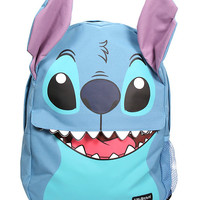 Loungefly Disney Lilo & Stitch Stitch Character Backpack