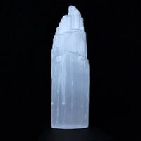 Selenite Peak Tower 6"