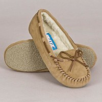 Women's Molly Pile-Lined Moccasin