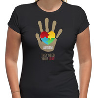 Autism Awareness Love Needed