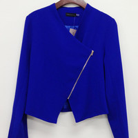 Lady Sarah Royal Blue Blazer