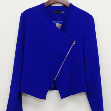 The Lady Blue Blazer