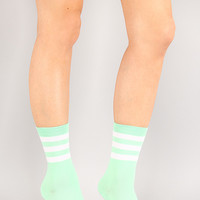 Deep Crush Socks