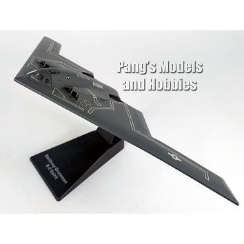 Northrop Grumman B-2 Spirit Stealth Bomber 1/200 Scale Diecast Metal Model by Atlas