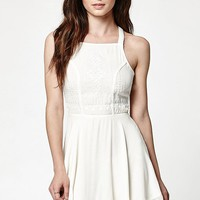 Kendall and Kylie Strappy Back Lace Dress at PacSun.com