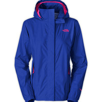 The North Face Women's Jackets & Vests Rainwear WOMEN'S RESOLVE JACKET