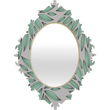 Gabi Mint Baroque Mirror