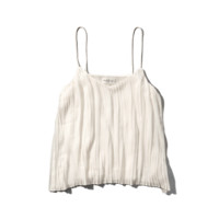 Drapey Pleated Cami