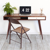 Mid Century Modern Laptop Desk