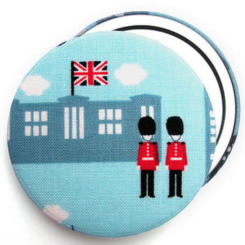 Compact Mirror London Gift