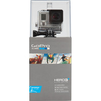 Gopro Hero3+ Silver Edition Hd Video Camera Silver One Size For Men 23179014001