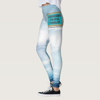 TOP Swim Triple Threat Leggings