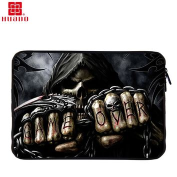 Canvas Laptop liner sleeve for xiaomi mi notebook air 13.3 17 15.6 laptop case for sony/dell/ultrabook/macbook air/pro 13