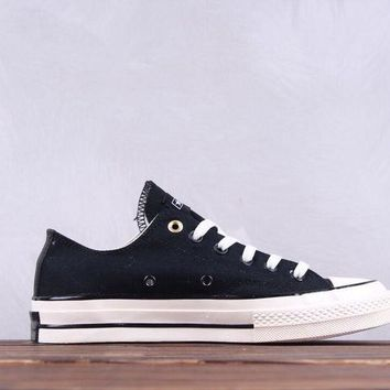 Converse Chuck 70 Low Champion 1962 Causal Skate Shoes Black