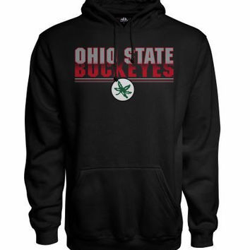 Ohio State Buckeyes Lightweight Pull Over Hoody Sweatshirt