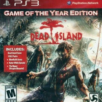 Dead Island: Game of the Year Edition (Sony PlayStation 3, 2012) Complete