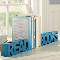 Read Books Word Bookends