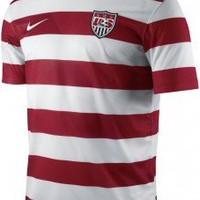 USA HOME 12/14 JERSEY - RED/WHT