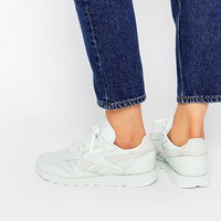Reebok | Reebok Mint Classic Leather Sneaker at ASOS