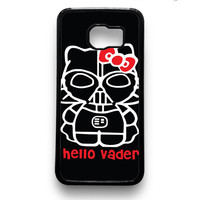 Hello Darth Vader Samsung Galaxy S6 & S6 Edge Case Xavanza