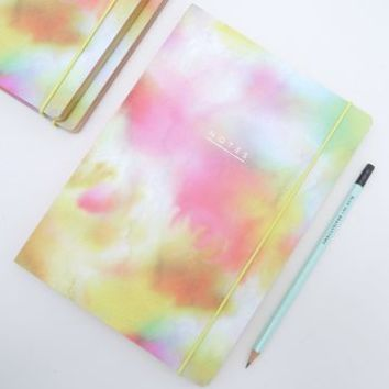 Watercolours Notebook