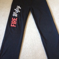 Fire Wifey Fleece Pants