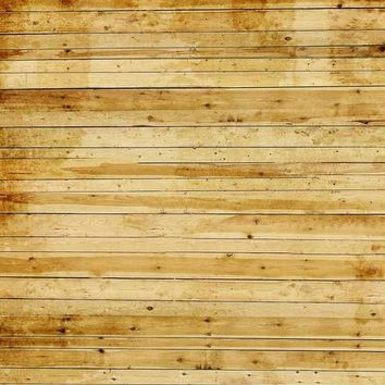 Sand Wood Vinyl Backdrop - 6x8 - LCCR579- LAST CALL