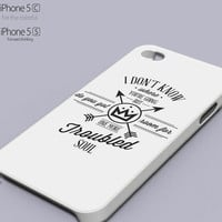 Fall Out Boy Lyric Popular Phone case for iPhone 4/4s, iPhone 5/5s/5c, Samsung Galaxy s3,s4,s5