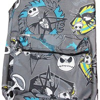 Disney Nightmare Before Christmas Jack Skellington Backpack (Gray)