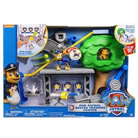 Paw Patrol Rescue Training Center Playset