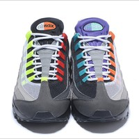 NIKE AIR MAX treading Man sports shoes sneaker black-gray-yellow-orange-red-blue H-CSXYQGCZDL-CY