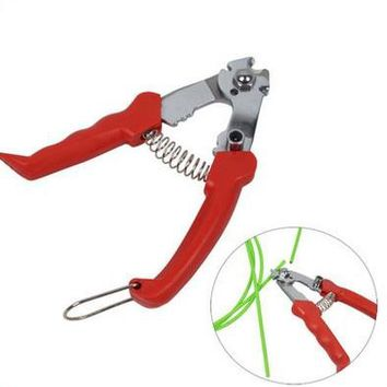 MTB Mountain Bike BMX Brake Shift Wire Cable Cutter Inner Outer Bicycle Spoke Cutting Plier Cycle Repair Tool