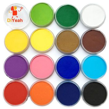 DiYeah  Paint  Color  maquillage  Halloween  Makeup
