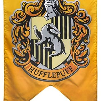 "Harry Potter Hogwarts House Wall Banner (30"" by 50"") (Hufflepuff)"