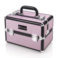 Pink Bling Box Makeup Case I BH Cosmetics