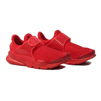 AUGUAU NIKE Sock Dart - University Red/White/University Red