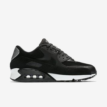 HCXX NIKE AIR MAX 90 PREMIUM - BLACK/OFF WHITE/BLACK