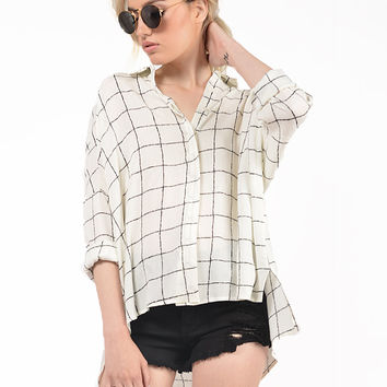 Stay on the Grid Shirt