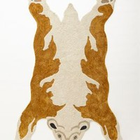 Tufted Ursine Rug by Karen Nicol Multi